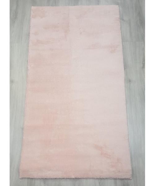 Ковер RABBIT 1004 клей прямой розовый/розовый