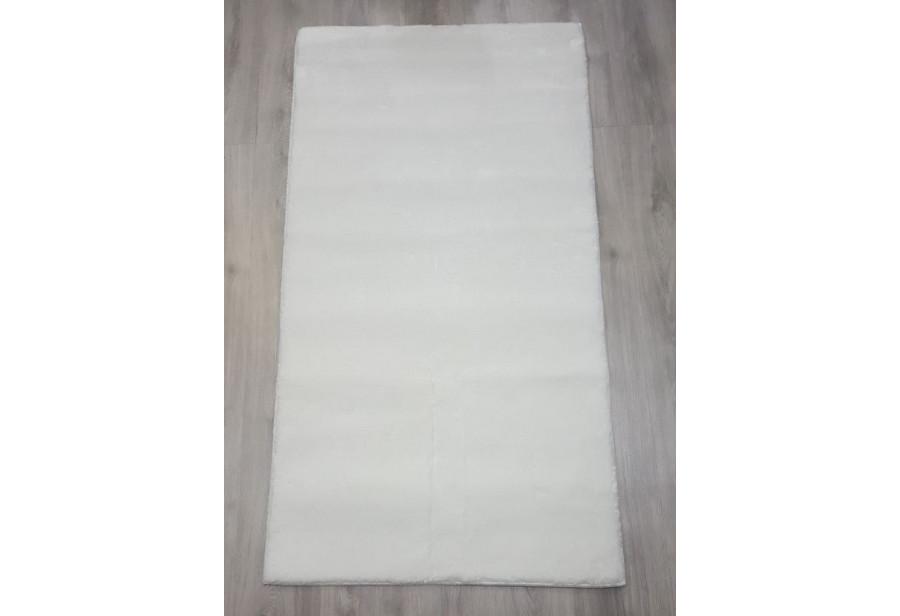 Ковер RABBIT 1000 клей прямой белый/белый