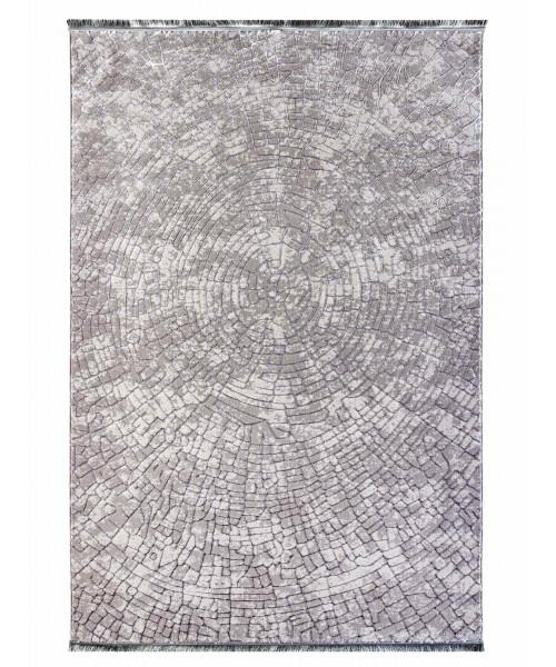Ковер AMBIANCE 3963A клей прямой серый/серый